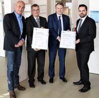 Schulpartnerschaft mit der VR-Bank Diedorf