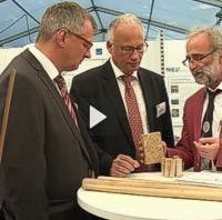 Filmbeitrag: Leuchttürme – Bayerische Umwelt-Visionäre in Berlin