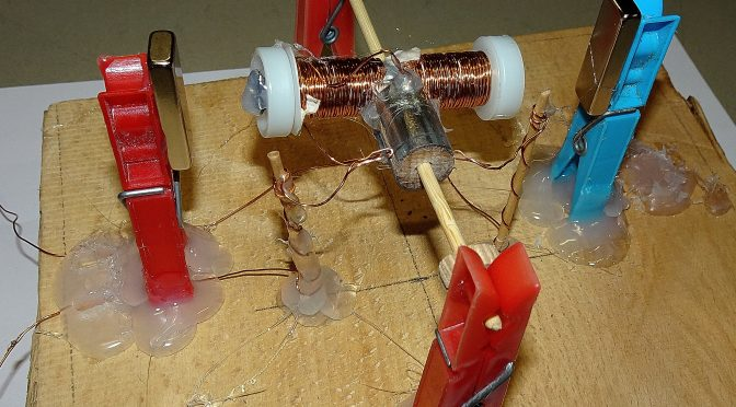 Projektarbeit: Der Gleichstrom-Motor