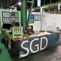 SGD3D bei Jugend Forscht und Make Munich