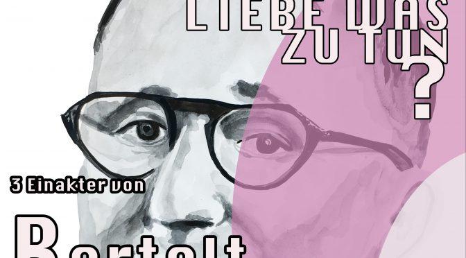 3 Einakter von Bertolt Brecht