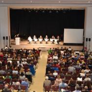 Podiumsdiskussion Klimawandel