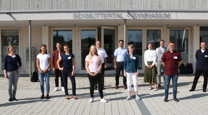 Unsere neuen Lehrkräfte und Referendare 2021/22