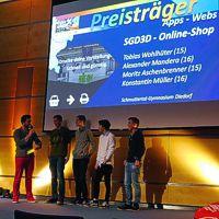 Crossmedia-Wettbewerb